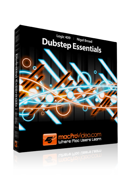 Logic 409: Dubstep Essentials TUTORiAL