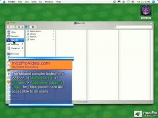 07: Sampler Instrument Folders