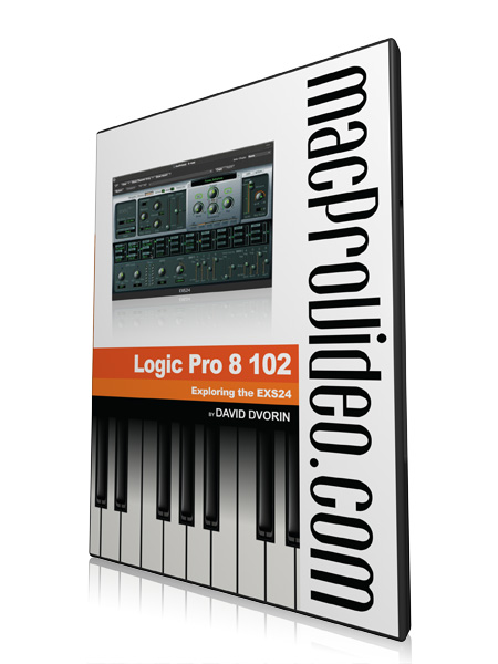 Logic 8 102 - Exploring The EXS24