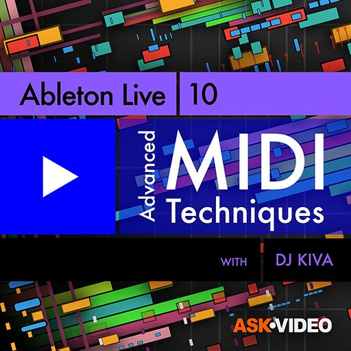 Ableton Live 202: Advanced MIDI Techniques