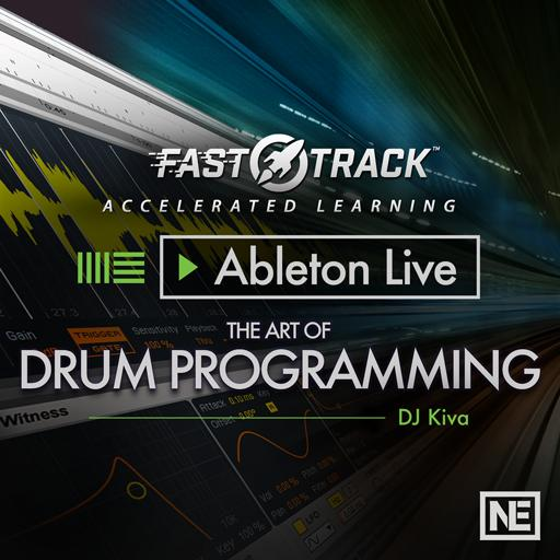 Ableton Live FastTrack 303: The Art of Drum Programming
