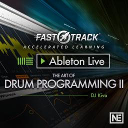 Ableton Live FastTrack 304The Art of Drum Programming II Product Image