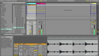 11. Drum Loops with Drum Racks