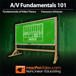A/V Fundamentals 101 Fundamentals of Video Theory Product Image