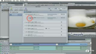 27. Setting Batches from within FCP