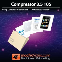 Compressor 3.5 105 Using Compressor Templates Product Image