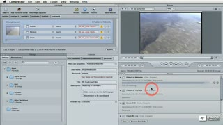 13. Check the YouTube and MobileMe Published Videos