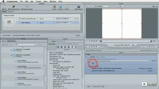Compressor 3.5 105: Using Compressor Templates - Preview Video