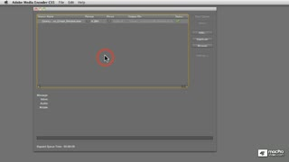 Adobe Media Encoder 101: Core Adobe Media Encoder - Preview Video