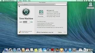 28. Restoring Backups with The Finder