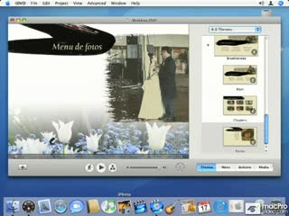 73. iPhoto Slide Shows In iDVD