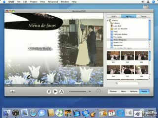 74. Slide Shows From iPhoto Albums