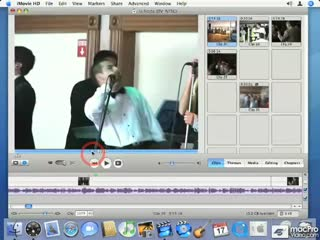 33. Pasting Over A Clip