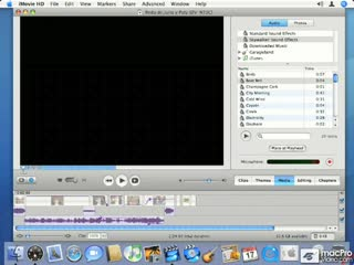 61. Where iMovie Saves Media
