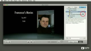 34. Importing Movies that are not in the Media Browser