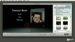 35. Importing Movies with Chapters
