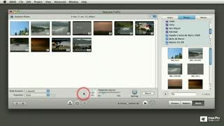 40. Setting Slideshow Transitions