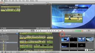 18. Adding Clips iMovie Adds Transitions Automatically