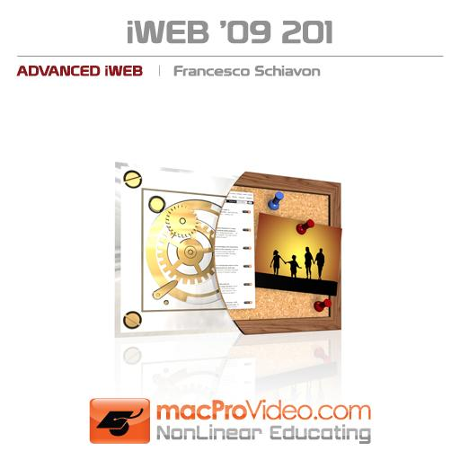 iWeb '09 201: Advanced iWeb