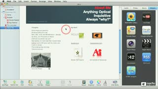 57. Adding HTML Snippets from Other Sites