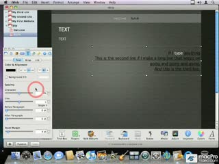 32. Dressing up Your Text Fields with the Graphic Inspector