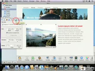 54. Setting the Best Size for a QuickTime Movie