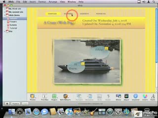 56. Hyperlinking to Internal Pages