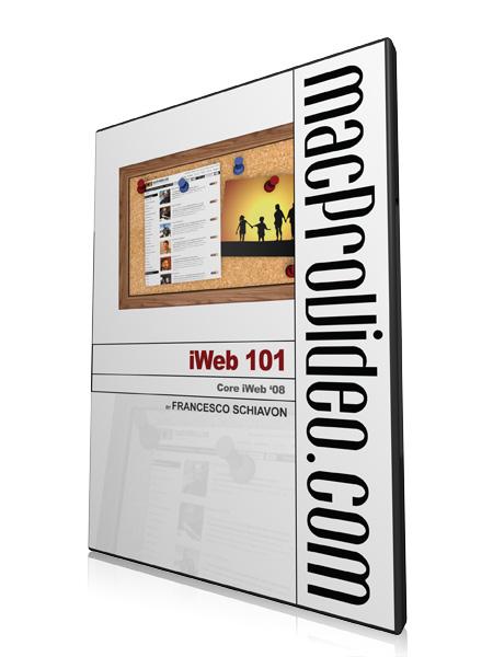 iWeb 101: Core iWeb '08