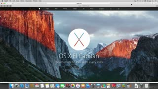 OS X El Capitan 101: Learn OS X El Capitan - Preview Video