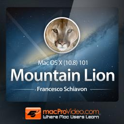 Mac OS X (10.8) 101Mountain Lion Product Image