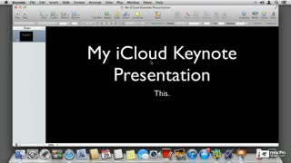 21. iCloud File Management