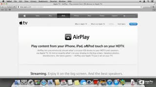 23. AirPlay Mirroring Requirements