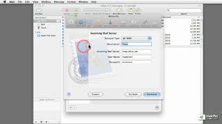 09. Setting up an IMAP Account - Part 2