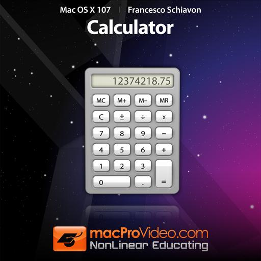 Mac OS X 107: Calculator