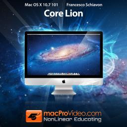 Mac OS X (10.7) 101 Core Lion Product Image