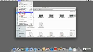 11. Accessing your Library Folder
