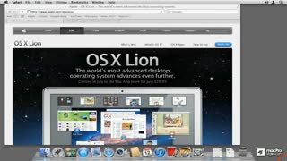 Mac OS X (10.7) 101: Core Lion - Preview Video