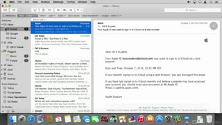 11. Sorting Email
