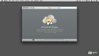 3. Interacting with Pages in OS X and iOS