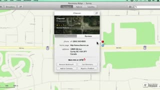 14. Sharing Maps via AirDrop