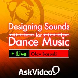 Live 9 302Designing Sounds for Dance Music Product Image