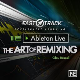 Ableton Live FastTrack 302The Art of Remixing Product Image