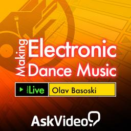 Live 9 304 Making Electronic Dance Music Product Image