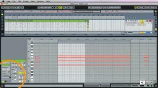 43. Big Break Build Up Synth - Part 1