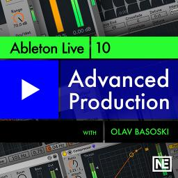 Ableton Live 10 401 Advanced Track Production Product Image