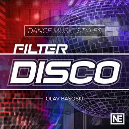 Dance Music Styles 115Filter Disco Product Image