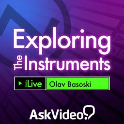 Live 9 104 Exploring The Instruments	 Product Image