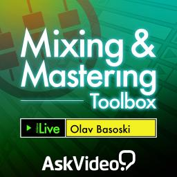 Live 9 401Mixing & Mastering Toolbox Product Image