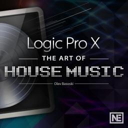 Logic Pro X 410The ART of House Music  Product Image