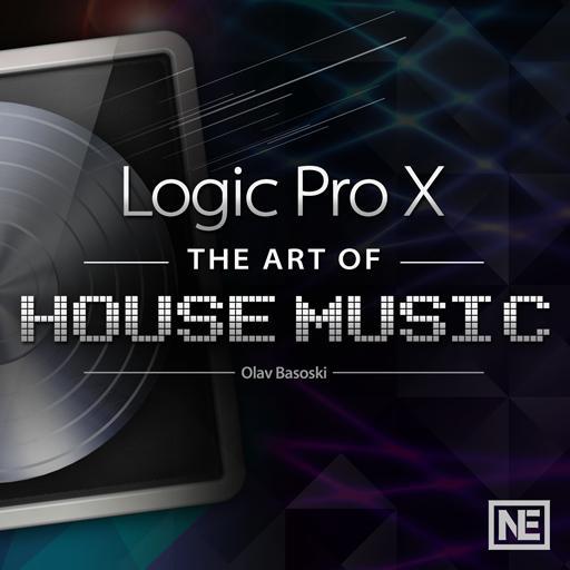 Logic Pro X 410: The ART of House Music